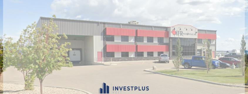 InvestPlus Reit expands Portfolio