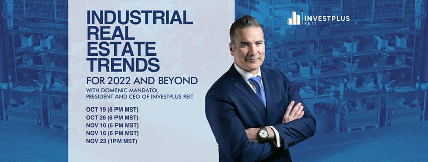 Industrial Real Estate Trends Webinar